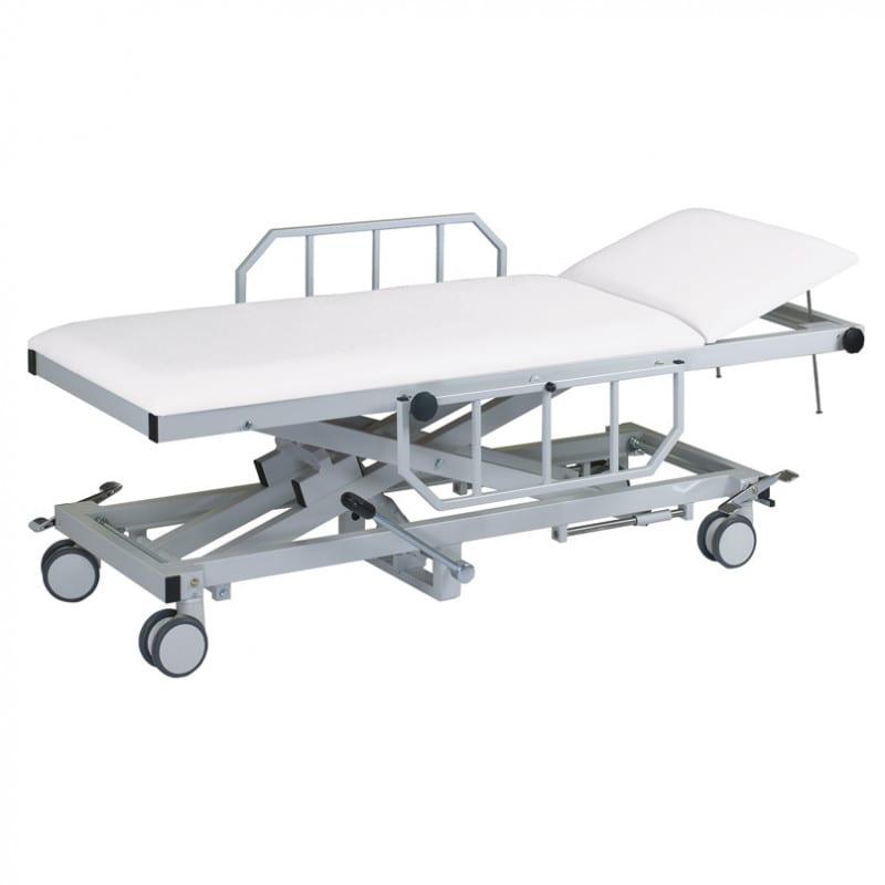 Camilla para transporte de pacientes