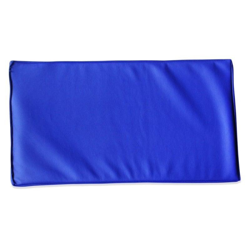 Unterlage aus 2cm starkem Schaumstoff mit hygienischem Kunstlederbezug
