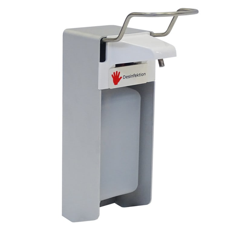 Disinfectant Dispenser for Novocal Treatment Trolley