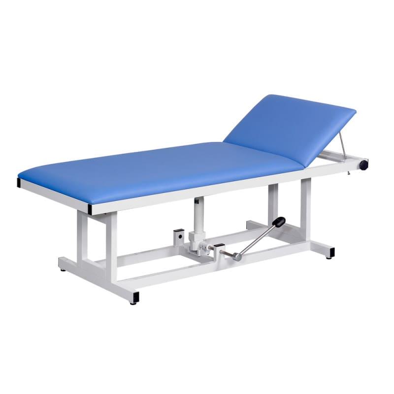Höhenverstellbare XXL-Untersuchungsliege, Belastbarkeit: 300 kg