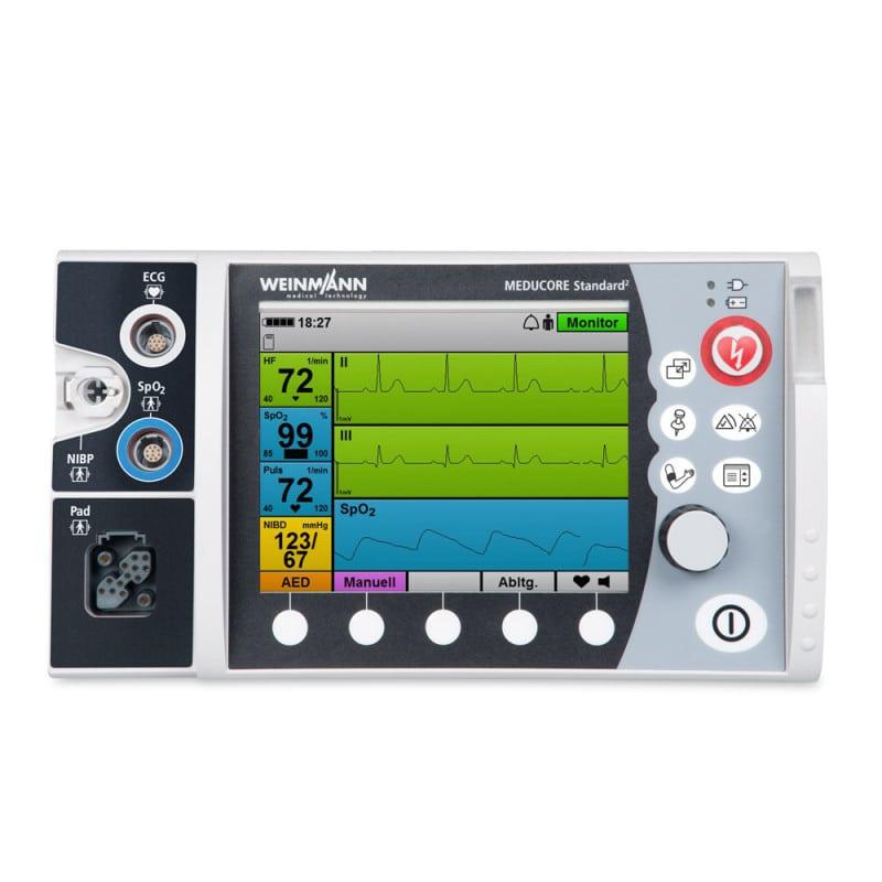 MEDUCORE Standard² Defibrillations- und Monitoringsystem für den Rettungsdienst