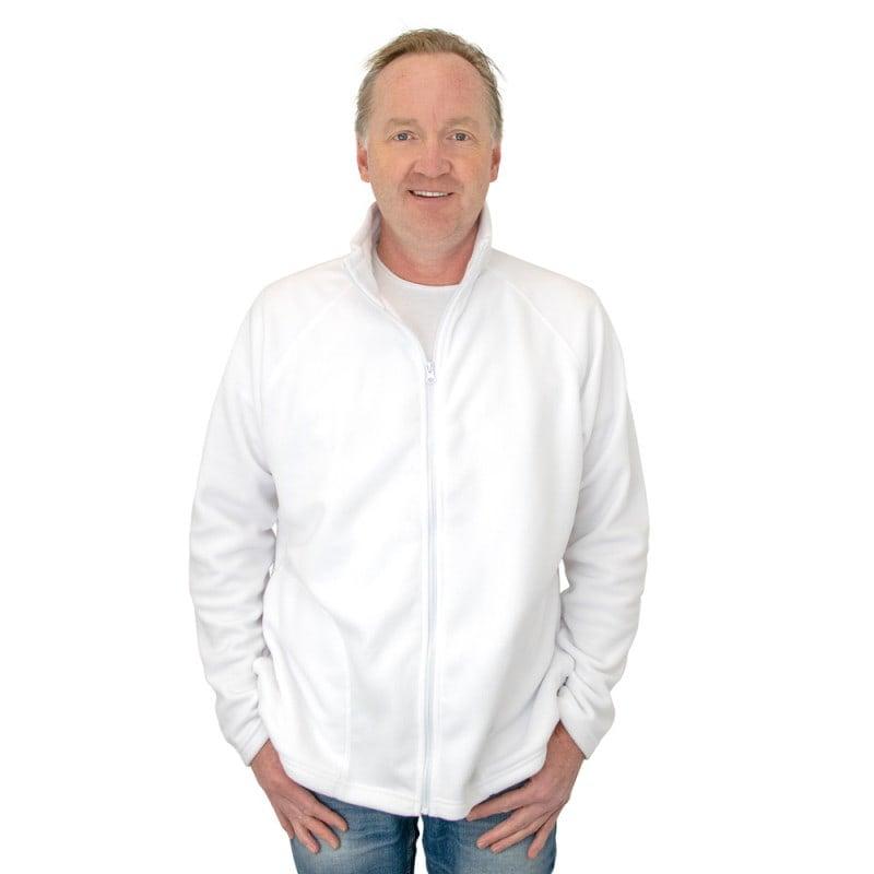 Fleece-Jacke «Ruben» für Damen und Herren, erhältlich in verschiedenen Farben