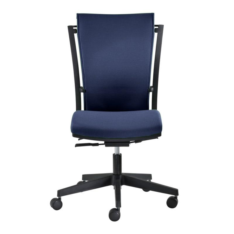 Sedia girevole MyUltimateFlex con sedile e schienale imbottiti