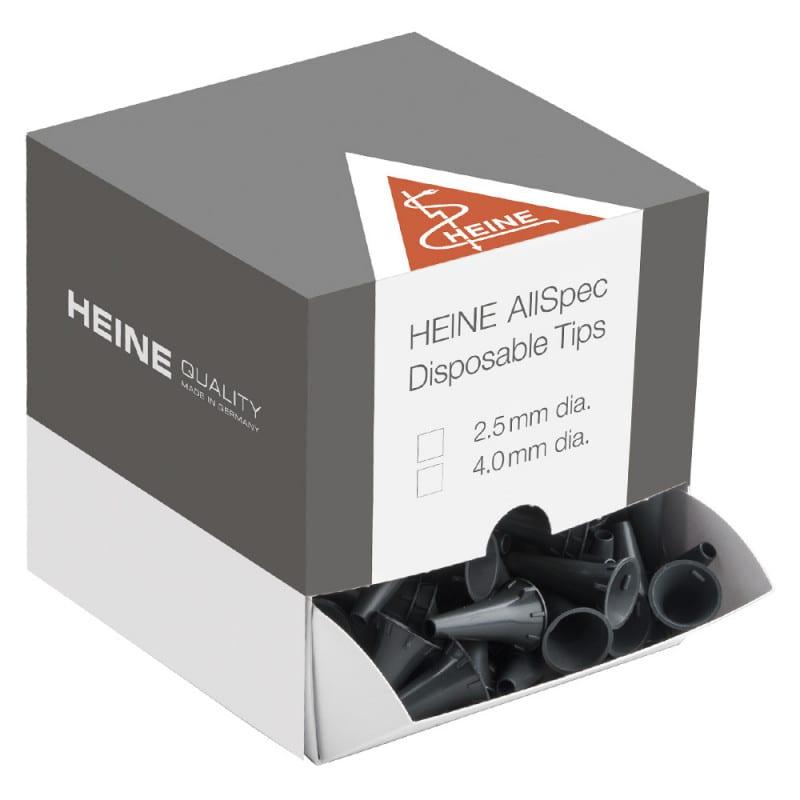 HEINE AllSpec Einmal-Ohrtrichter in der praktischen Schütte à 250 Stück