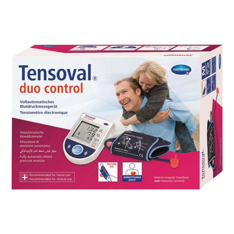 Tensoval duo control, digital blood pressure monitor
