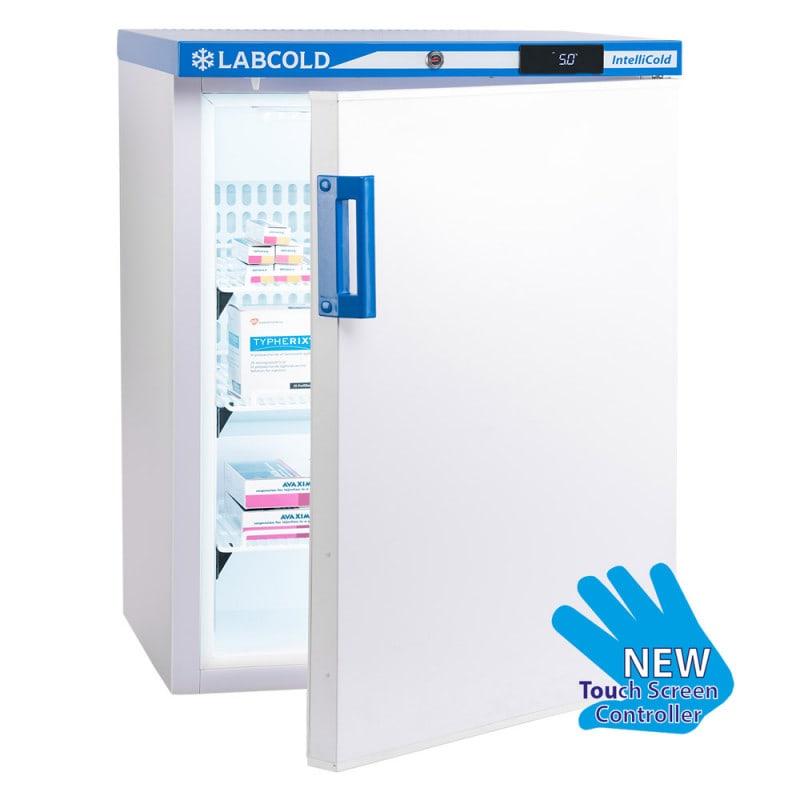 LABCOLD Medikamentenkühlschrank, 150 Liter, mit IntelliCold® Touchscreen-Bedienfeld