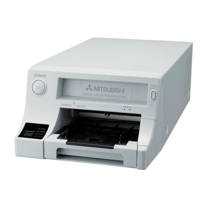 Impresora médica Mitsubishi CP30DW con 423dpi