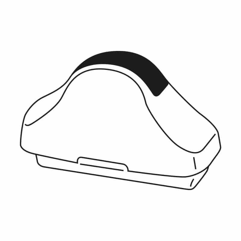 Youkey D8 Micro-Konvexsonde (C8-5Ks), verwendbar in der Human- und Veterinärmedizin