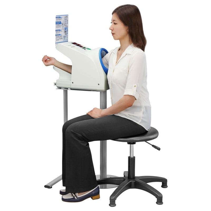 Tensiómetro para sala de espera TM-2657P de A&D Instruments
