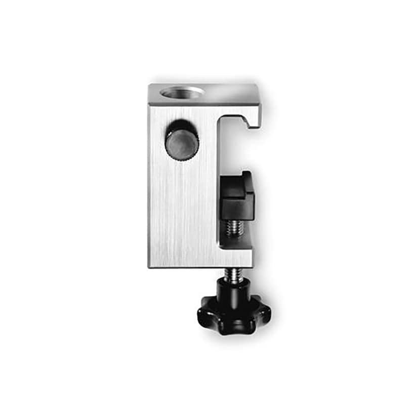 Rail clamp for examination lights from Haeberle | Suitable for attachment to standard profile rails