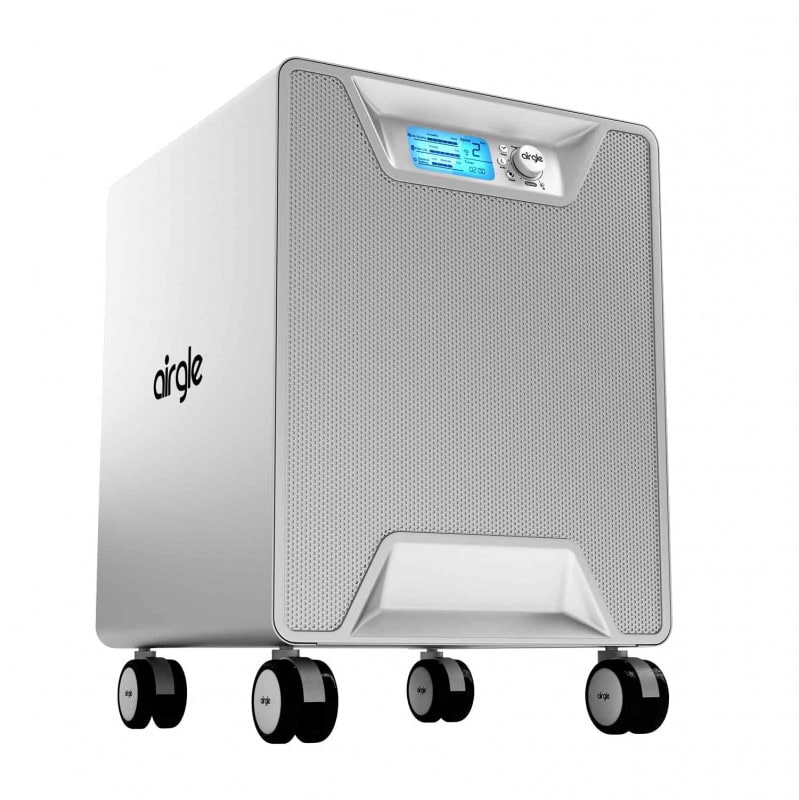 Airgle AG900 air purifier with medical grade air filtration technology