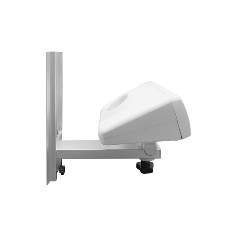 Bistos wall mount for Bistos patient monitors, available in different models