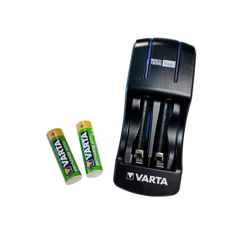Boso TM 2450 Ladegerät Varta für das TM 2450 Blutdruckmessgerät, ohne Akkus