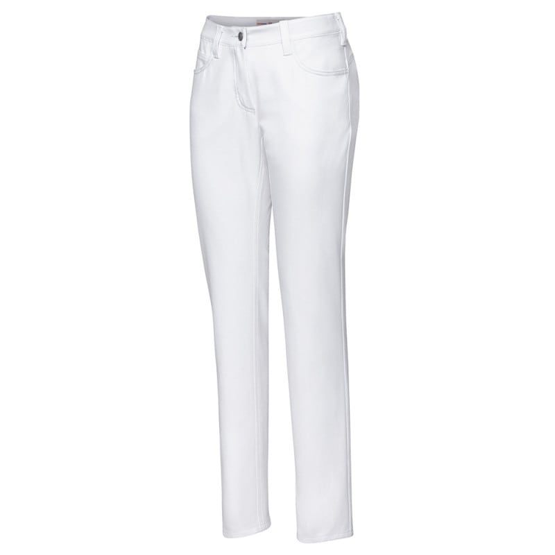 Slim fit damesbroek