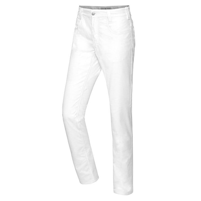 Herren-Röhrenhose im 5-Pocket-Stil