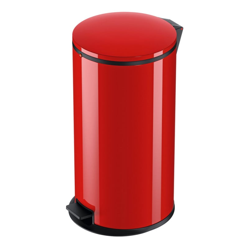 Hailo Pure XL - cestino dei rifiuti da 44 litri, con cesto interno zincato