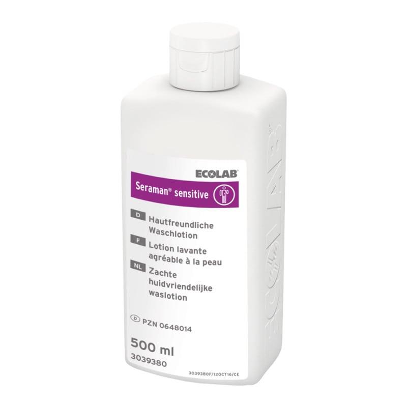 Seraman Sensitive Waschlotion ohne Farb- und Parfümstoffe