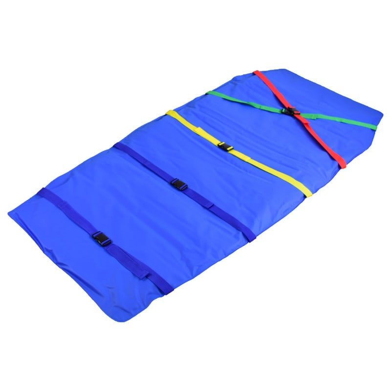 Colchón de vacío Teqler con correas de fijación extraíbles