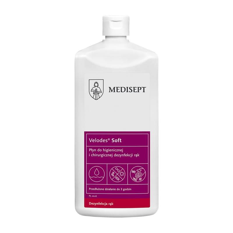 Velodes Soft - Zur hygienischen und chirurgischen Händedesinfektion