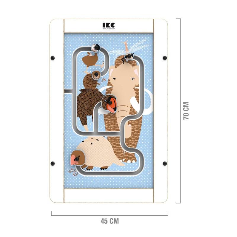 IKC Spielplatte «Ice Age» im kindgerechten Design