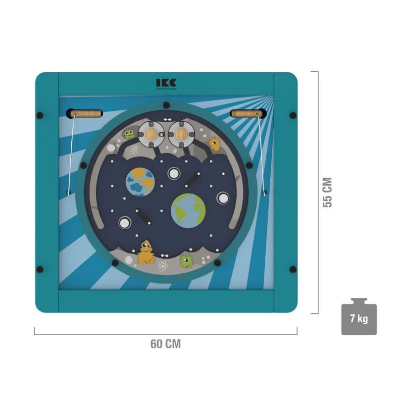 Die IKC Spielpatte «Weltall» - ideal zur Ausstattung von Spielecken