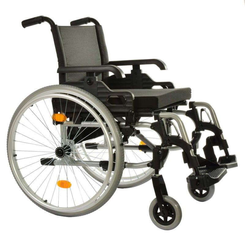 Komfort-Rollstuhl für den Patiententransport