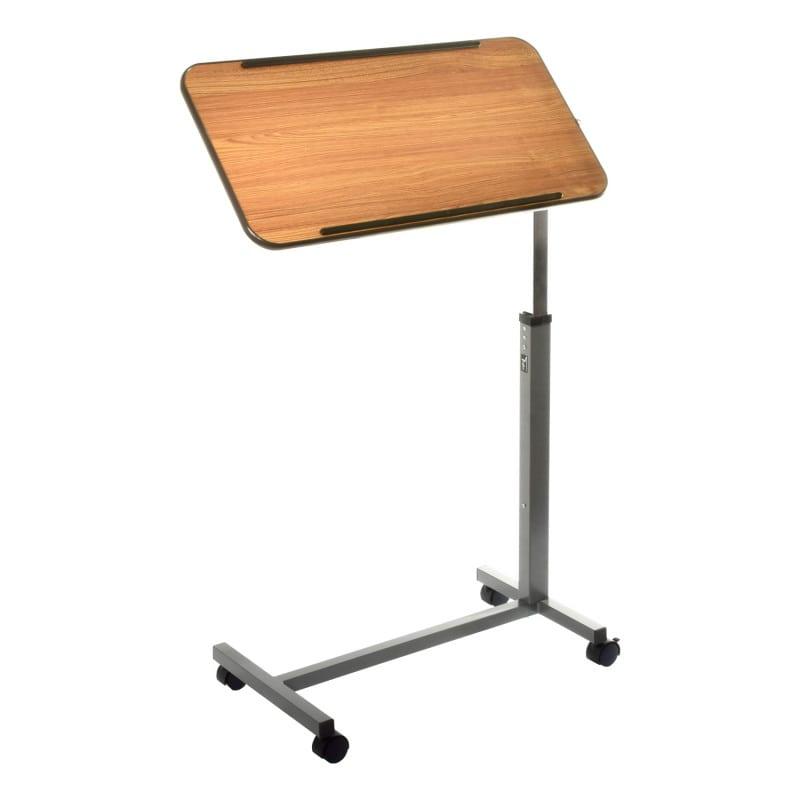 Pflegetisch von Teqler mit Tischplatte in Holzoptik