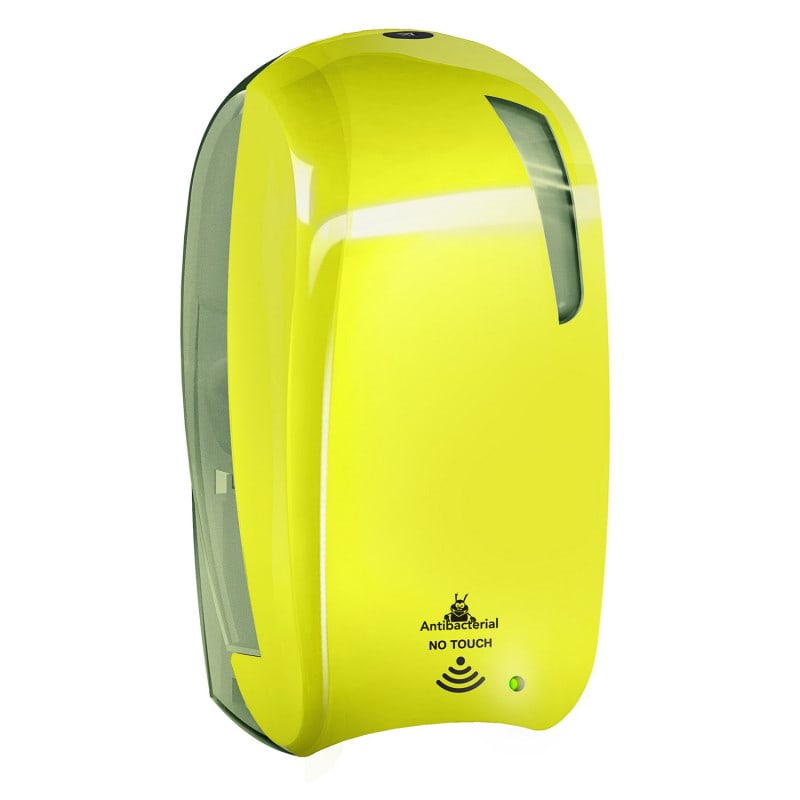 Mar Plast Antibacterial Sensor Soap Dispenser