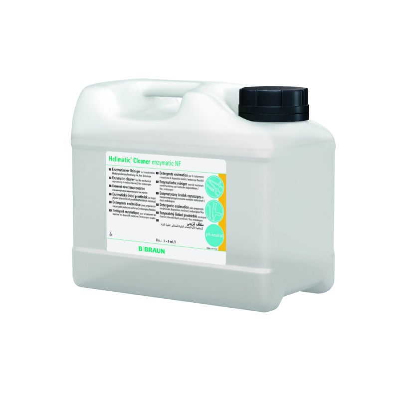 Helimatic Cleaner enzymatic NF