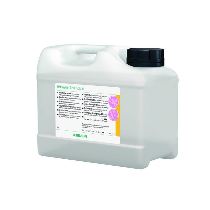 Helimatic Disinfectant zur chemothermischen, maschinellen Aufbereitung von Endoskopen