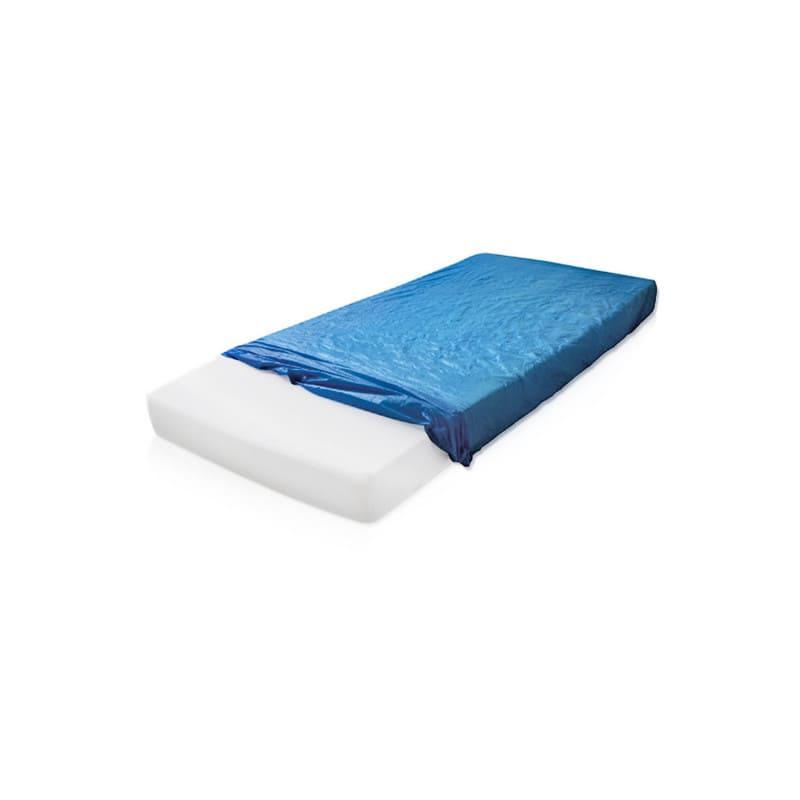 Hoezen met elastische rubberen band ter bescherming van ligstoelen en matrassen