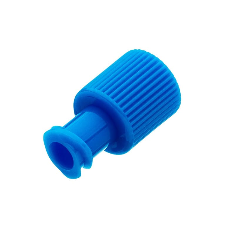 Latex-free combi stoppers, individually sterile packed