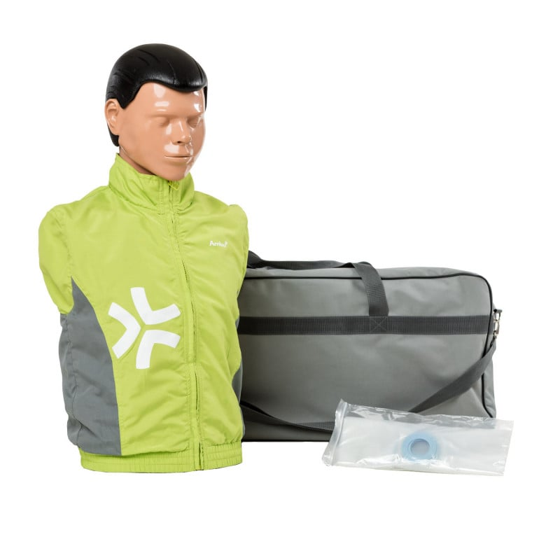 Ambu® Man Basic for realistic practice of chest compression and ventilation