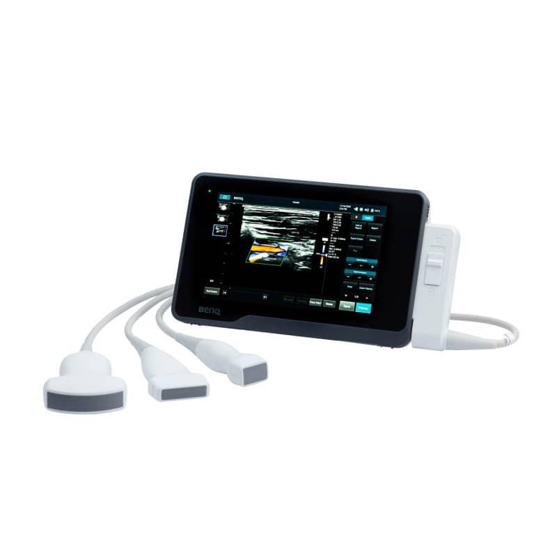 H1300 ultrasound system in modern tablet design