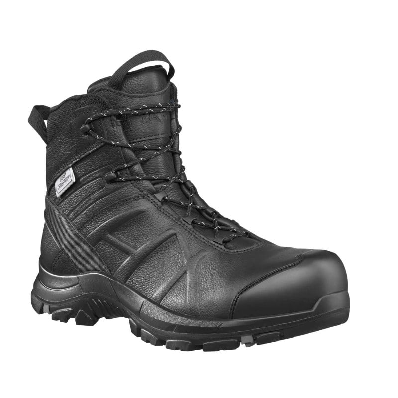 Haix Rescue One rescue shoe with protective toe cap - for year-round use, ©Photo: HAIX