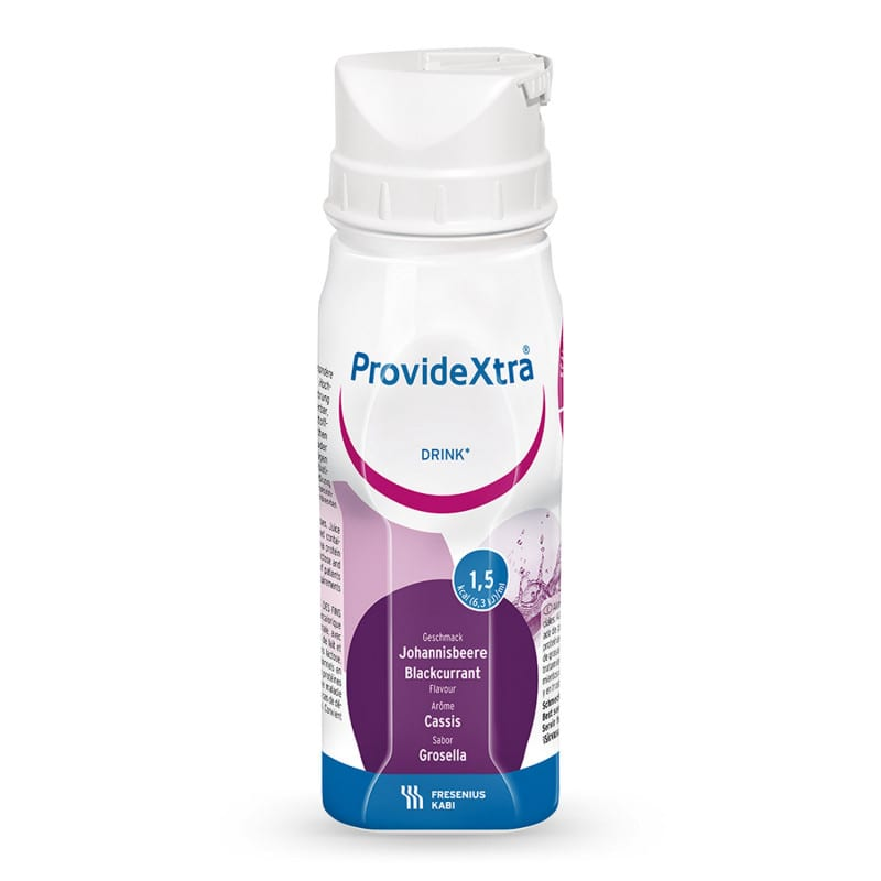 ProvideXtra DRINK nutritional drink without dietary fibre, lactose and glucose free
