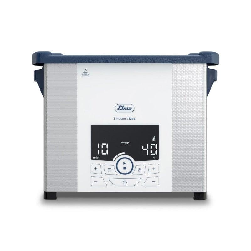 Myjka ultradźwiękowa Elmasonic Med do efektywnego czyszczenia wstępnego instrumentów, protez i implantów
