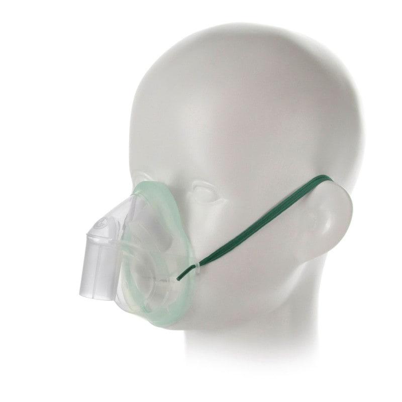 Máscarilla de inhalación EcoLite™ sin PVC para niños