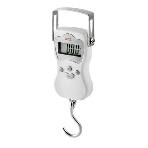 Electronic hanging weighing machine for small animals