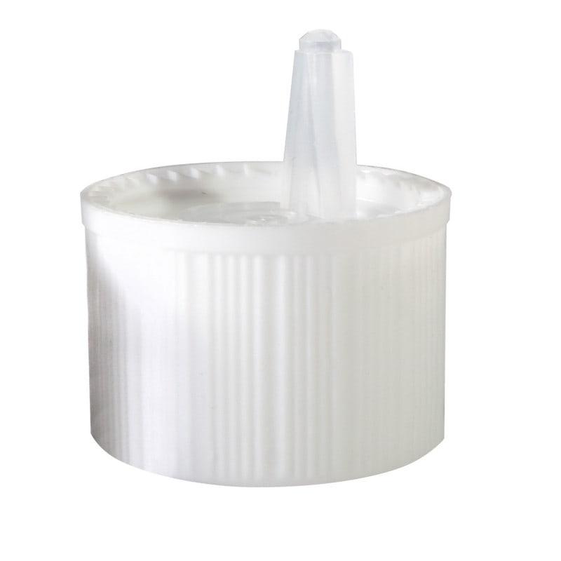 Tropfverschluss mit DIN 18 Gewinde | Farbcodierung für verschiedene Flüssigkeiten