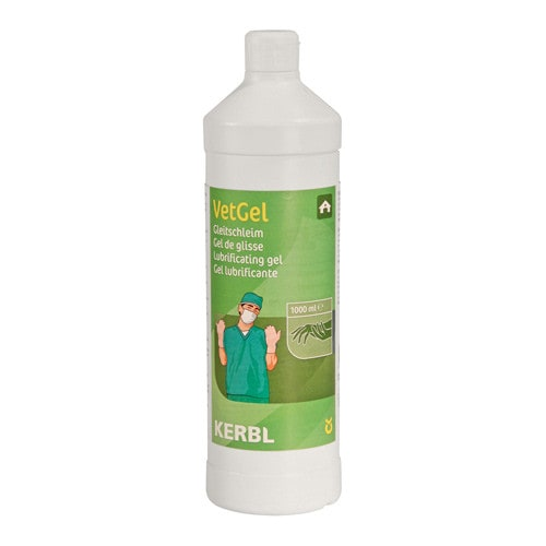 Veterinair glijmiddel 'VetGel'