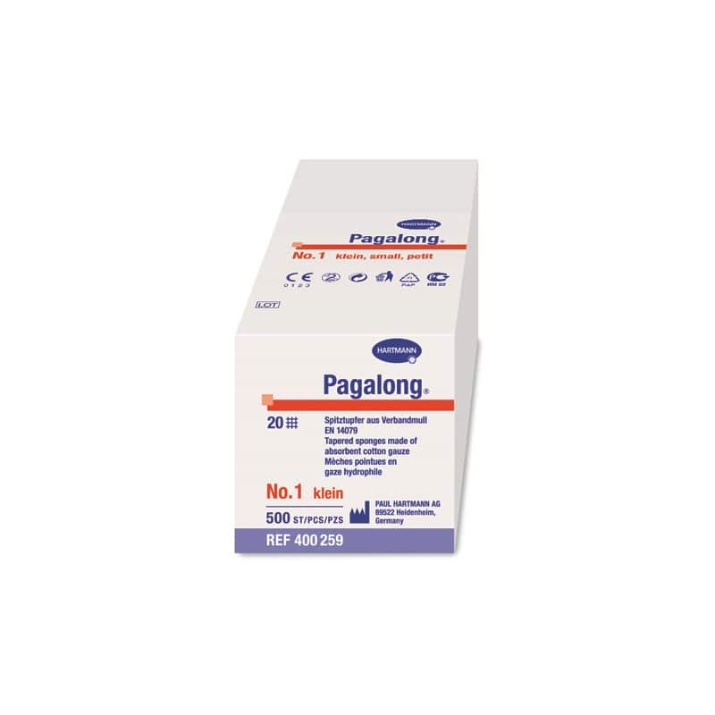 Pagalong ® pointed swabs