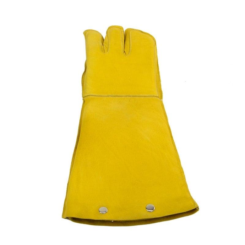 Doppel-Handschuh mit Bisspolsterung von Teledart