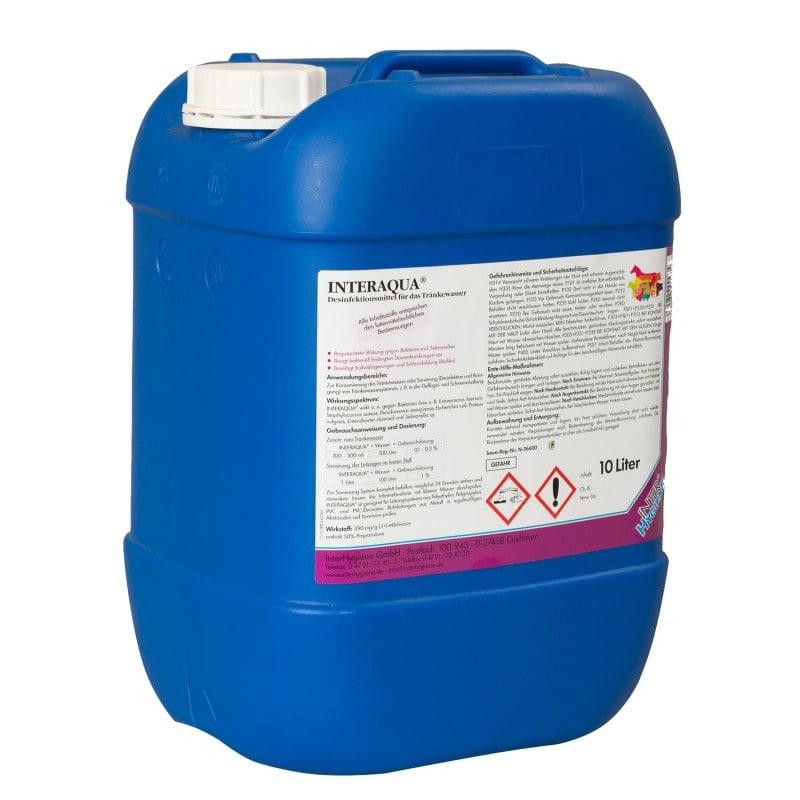 Tränkewasserdesinfektionsmittel zur Vorbeugung bakteriell bedingter Darmerkrankungen