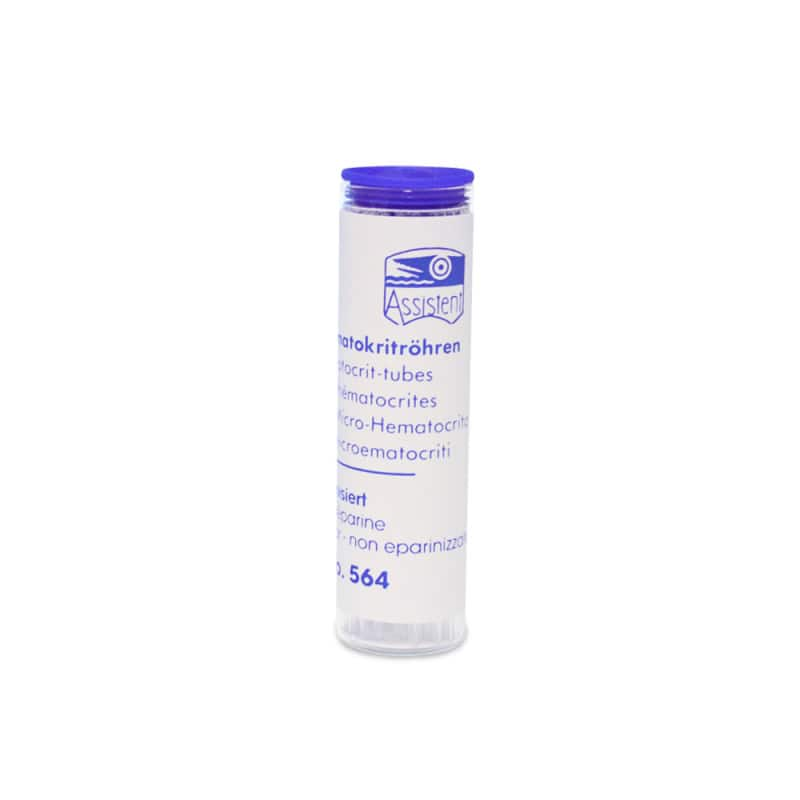 Hämatokrit-Kapillaren, nicht heparinisiert