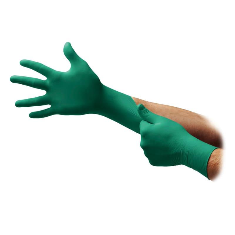 "Ansell Micro-Touch ""Denta-Glove"" Green Neoprene"
