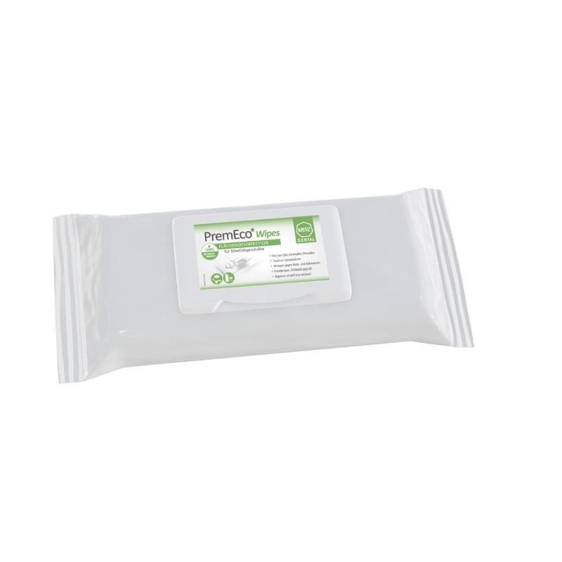 PremEco Wipes Desinfektionstücher für alkoholbeständige Oberflächen