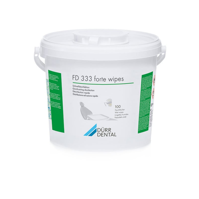 FD 333 forte wipes, virucidal disinfection wipes for rapid disinfection