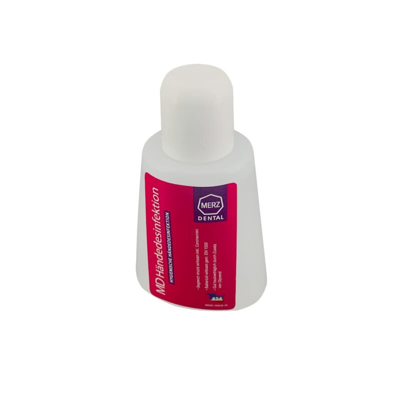 Desinfectante de manos MD, para la desinfección higiénica de las manos, listo para usar