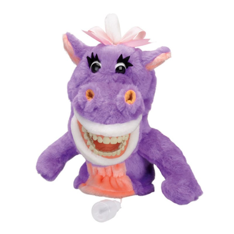 Dental Hand Puppet | Motivational aid e.g. during oral hygiene instruction